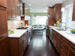 kitchen designs with granite countertops best galley kitchen design gray granite countertop double built in