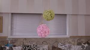 Paper Hanging L Paper Hanging Arts Crafts Tutorial