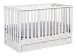 Off White Baby Crib by Amazon Com Stork Craft Hillcrest Fixed Side Convertible Crib