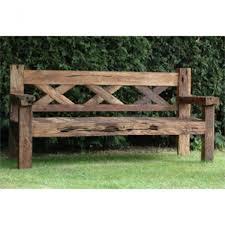 Rustic Wooden Outdoor Furniture Rustic Garden Benches Zandalus Net