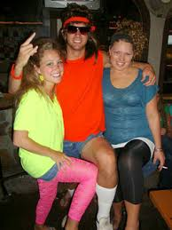 Mens 80s Halloween Costumes 80s Party Pictures Reader Submitted Costume Ideas Totally 80s