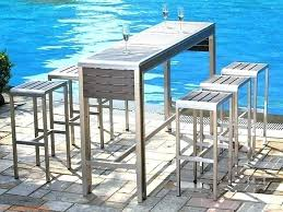 high top table and stools high top table with stools glass high top table and chairs high top