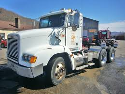 2003 freightliner fld112 tandem axle day cab tractor for sale by