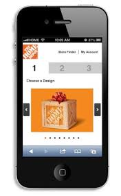 mobile gift cards gift cards go mobile