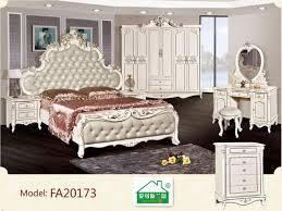 chambre haut de gamme haut de gamme en bois massif classique adulte chambre suites six