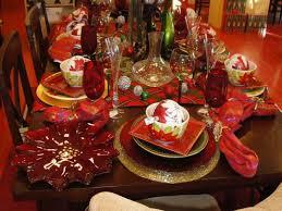 christmas dining table decor best centerpiece models decoration