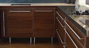 European Cabinet Pulls Cabinet Holes Instead Of Pulls U2014 Livemodern Your Best Modern Home