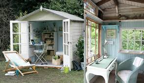 she sheds the latest trend in exterior spaces my decorative