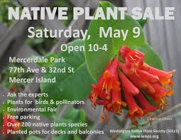 wa native plants wnps cps 2017 spring native plant sale u0026 environmental fair