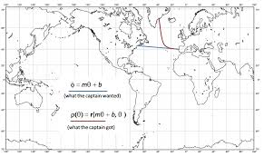 Latitude And Longitude World Map by Chapter 3 Section 7 Curves On Surfaces