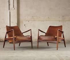 Mid Century Living Room Chairs by Living Room Awesome Mid Century Danish Modern Teak Klismos Lounge