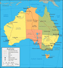 map of and best 25 map of australia ideas on australia map