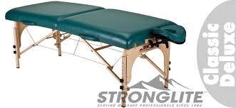 stronglite standard plus massage table stronglite massage tables at an affordable price