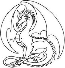 hard coloring pages dragons 03 aldult coloring