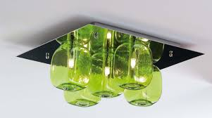 Italian Ceiling Lights Italian Handmade Cube Range Ceiling Light Various Colours
