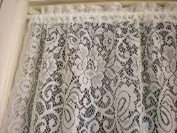 curtain lace door panel curtains irish lace door panel curtains