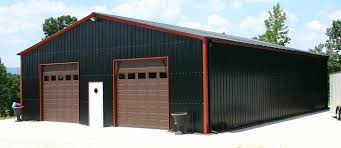 Cost To Build Garage Apartment by 32 40 50 And 60 Wide Metal Buildings Large Steel Building