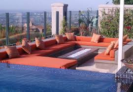 Patio Furniture With Sunbrella Cushions Replacement Cushions For Outdoor Furniture Orange County Ca