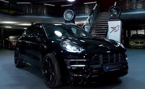macan porsche turbo dub magazine video hamann porsche macan turbo