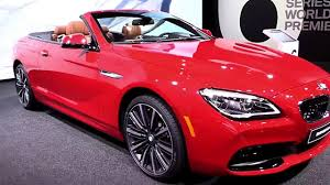 bmw 6 series convertible review 2018 bmw 6 series convertible gt limited special impression