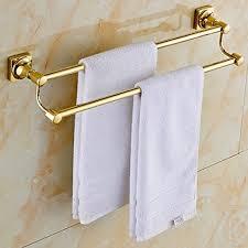 amazon com sprinkle wall mount lavatory towel racks bath shower
