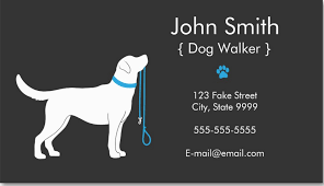 walking business cards 16 best walking business cards