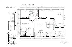 floor plans for 5 bedroom homes floor plans manufactured homes manufactured homes floor plans 5