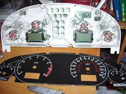 2003 ford focus instrument cluster lights mk3 mondeo dash lights electrical mk3 mondeo talkford com