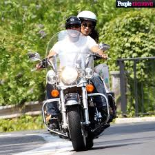 George Clooney Home In Italy George U0026 Amal Clooney Enjoy Motorcycle Ride In Italy Photo