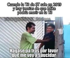 Memes En Espanol - memes de stranger things en español memes de stranger things en