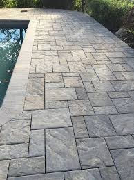Backyard Stone Ideas by Best 25 Outdoor Pavers Ideas On Pinterest Paver Patio Designs