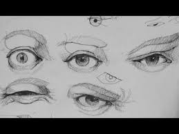 pen u0026 ink drawing tutorials how to draw realistic eye