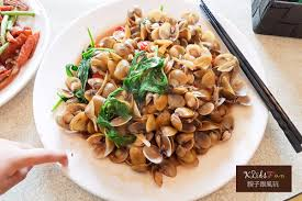 cuisine cor馥nne 立川魚場黃金蜆的故鄉好吃好玩還可以餵於摸魚頭