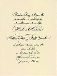 Wedding Announcements Wording English And Spanish Wedding Invitation Wording The Wedding