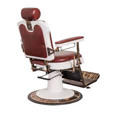 Vintage Barber Chairs For Sale Pibbs 662 The King Reclining Barber Chair