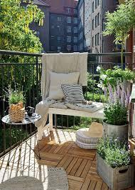 amenager une veranda aménagement petit balcon toutes nos idées marie claire