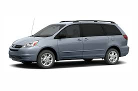2005 toyota sienna new car test drive