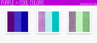 colours that go with purple even here it lets blue and green take charge preferring to hang