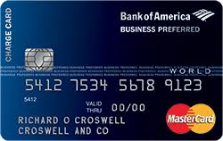 What Is Business Credit Card Secured Business Credit Card Bank Of America
