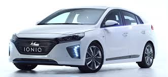 car range the all electric hyundai ioniq will have about 110 miles of epa