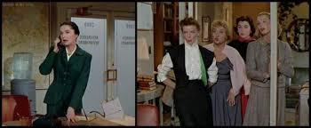 desk set katharine hepburn joan blondell dina merrill and sue