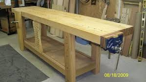 simple work roubo woodworking bench for sale