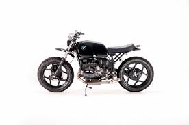 custom white bmw bmw r65 scrambler custom built by wolf moto wolf moto motorcycle