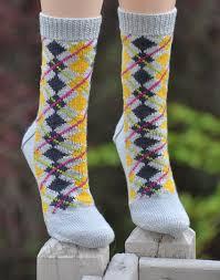 simply socks yarn co simply argyle socks by berk
