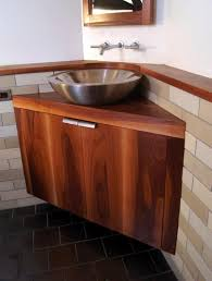 Corner Sink For Small Bathroom - genius sinks options for small bathrooms