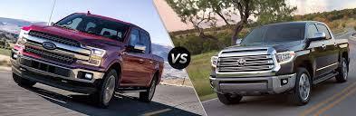 2018 ford f 150 vs 2018 toyota tundra