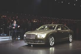 the most powerful bentley ever updated bentley flying spur is brands most powerful four door car