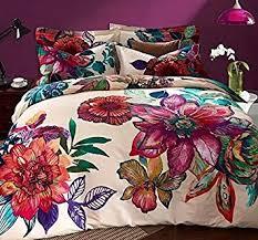 Exotic Comforter Sets Amazon Com Lelva Bohemia Exotic Bedding Set Bohemian Duvet Covers