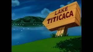 Lake Titicaca Map Animaniacs Lake Titicaca Youtube