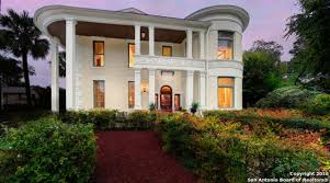 Plantation Style Homes For Sale 6 Historic San Antonio Homes For Sale That All Have A Story To